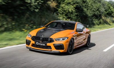 BMW M8 Competition G-Power Rolling Shot