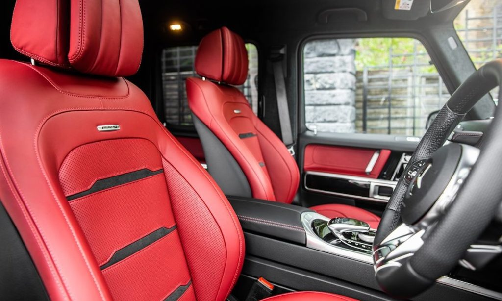 Project Kahn Front Interior