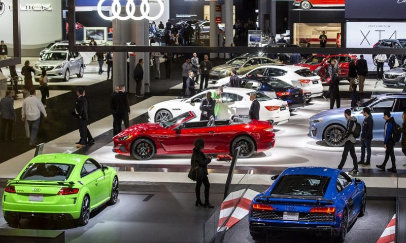 New York Auto Show cancelled