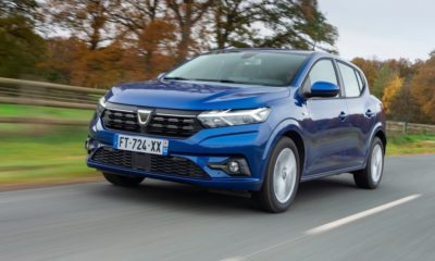 Renault Sandero overtakes VW Golf to become best-selling car in Europe