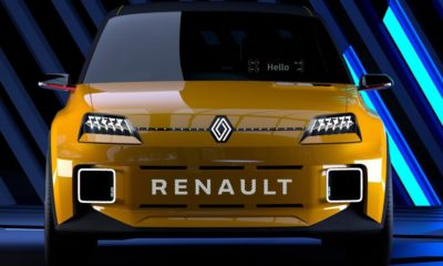 Renault and Geely partnership
