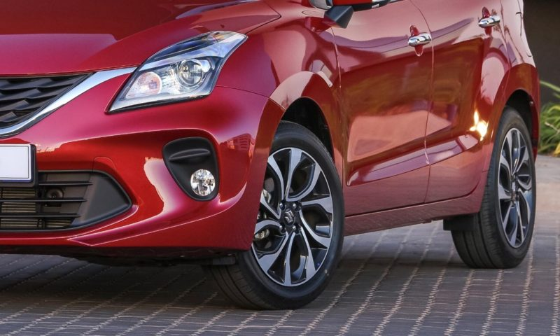Suzuki Baleno major update coming early next year with new design cues
