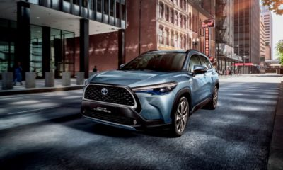 Toyota Corolla Cross engine options detailed for South Africa