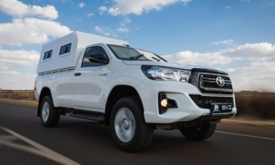 Toyota Hilux Anti-Riot price driving