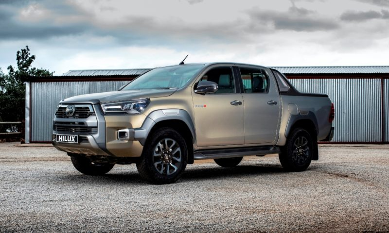 Toyota South Africa sales July 2021