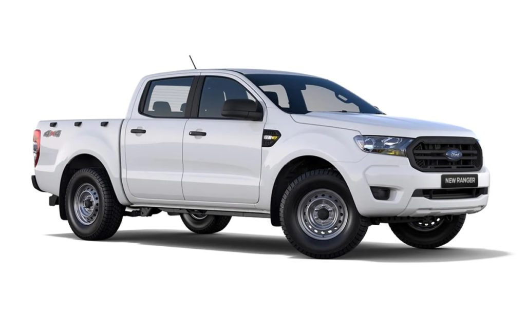 Ford Ranger 2,2 TDCi XL Double-Cab 4x4 automatic
