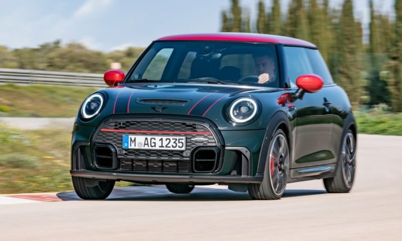 Mini sells one-millionth car in the UK since BMW's takeover