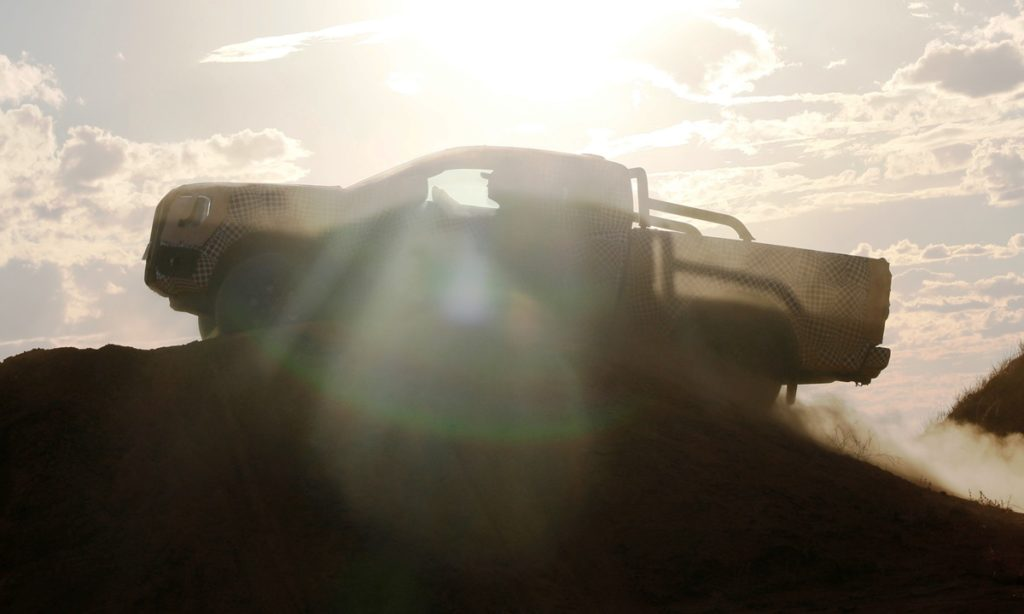 """Next-generation Ford Ranger teased as """"most capable"""" example yet"""
