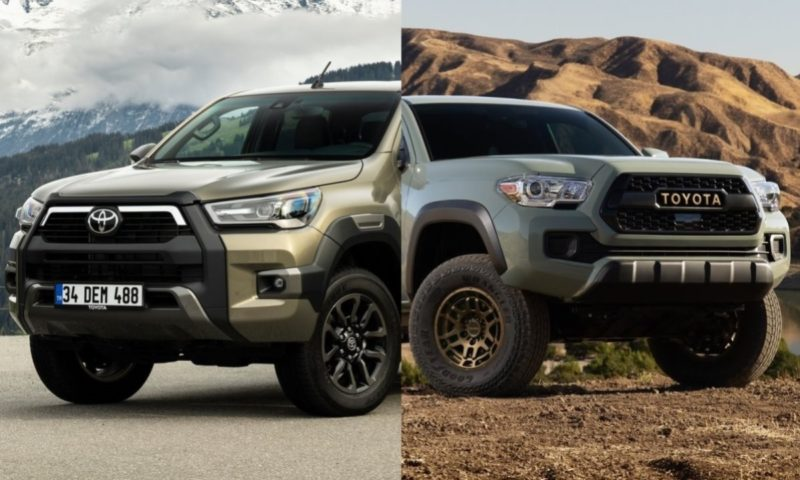 Next-generation Toyota Hilux and Tacoma to become one bakkie offering