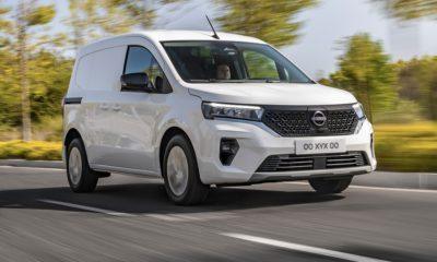 Nissan Townstar revealed as official replacement for the NV200 LCV