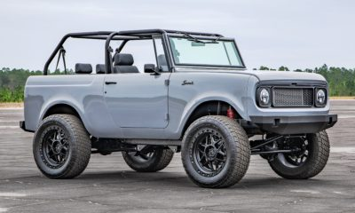 Volkswagen to rival the Ford Bronco with International Harvester Scout revival