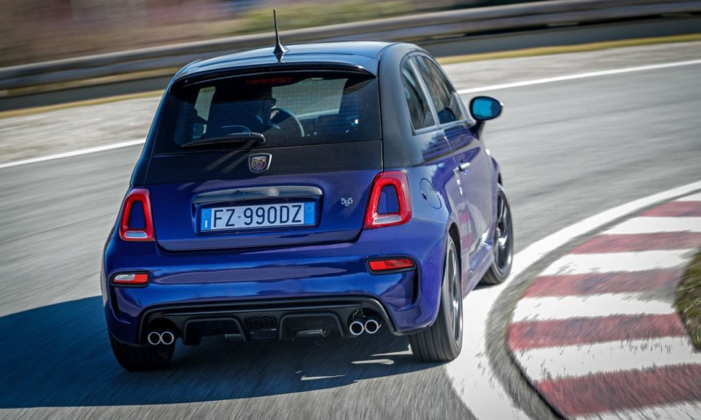 Abarth Yamaha Monster edition lands in South Africa with updated 595 range