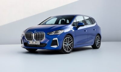 All-new BMW 2 Series Active Tourer revealed with new design language