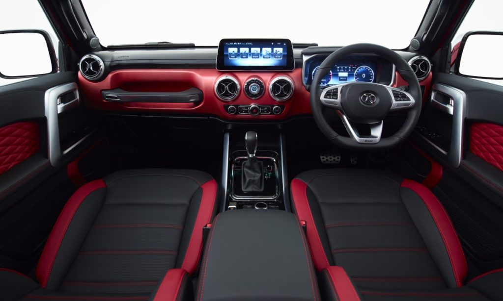 BAIC B40 Plus launches in South Africa – pricing and standard features revealed (1)