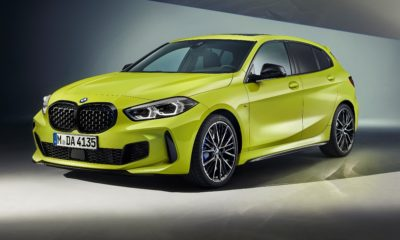 BMW M135i xDrive revised for 2022 with sharper dynamics