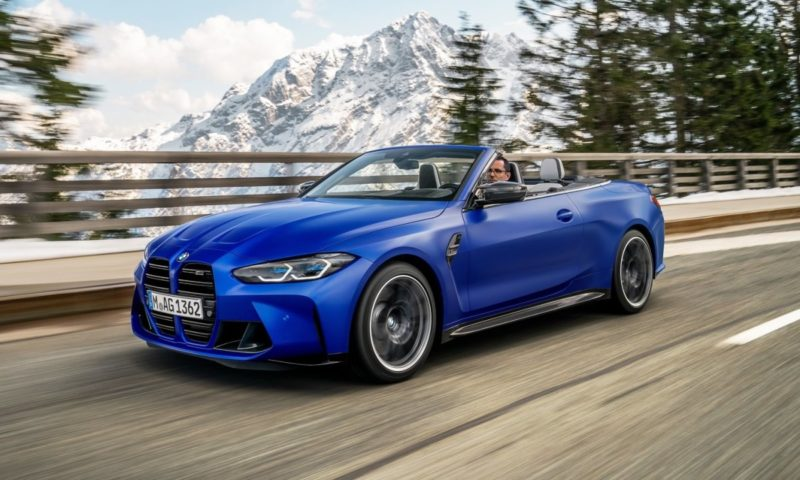 BMW M4 Convertible, X3 M and X4 M land in SA – pricing and optional extras detailed (1)