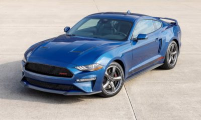 Ford Mustang California Special breaks cover with unique styling and kit