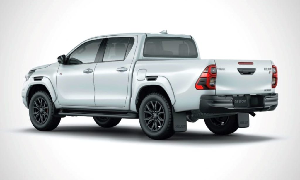 Japanese-spec Toyota Hilux GR Sport revealed with unique styling and kit