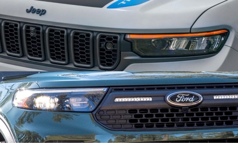 Jeep president says he feels sorry for customers that get tricked by Ford