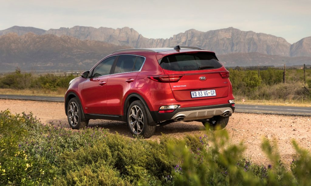 Kia Sportage 1,6 T-GDi AWD GT-Line revealed for SA – we have pricing!
