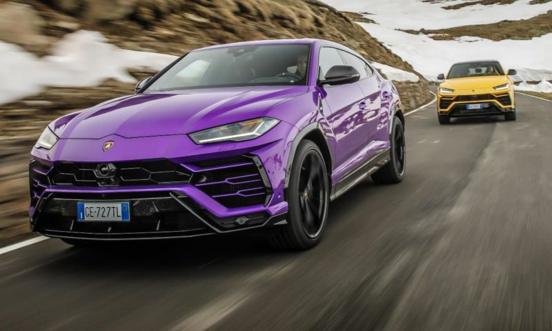 Lamborghini confirms record sales result for first nine months of 2021