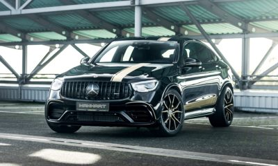 Manhart GLR 700 Limited unveiled as extreme Mercedes-AMG GLC 63 S