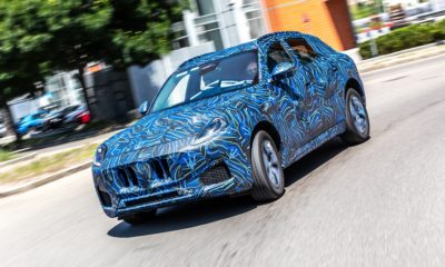 Maserati Grecale reveal delayed due to the semiconductor shortage