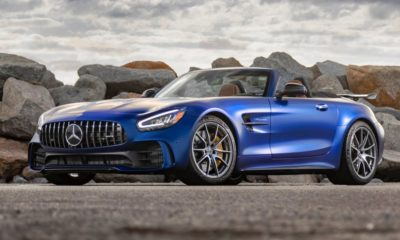 Mercedes-AMG GT production to cease at the end of this year