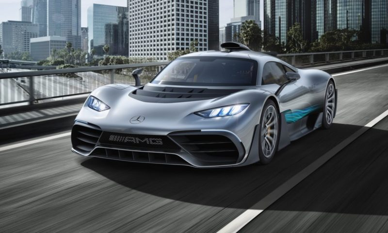 Mercedes-AMG Project One to finally go into production next year
