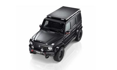 Mercedes-Benz G-Class gets custom off-road package from Delta4x4