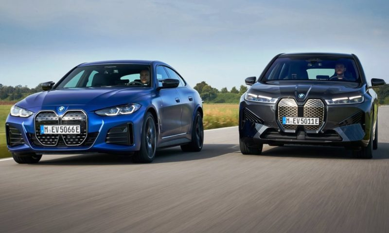 More big kidney grilles coming to future BMW products, company VP says