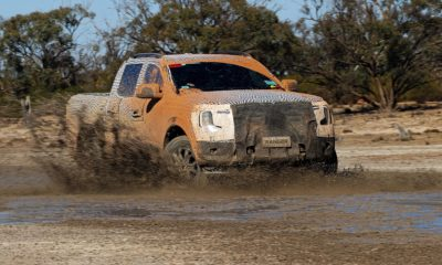 Next Ford Ranger teased again with promise of toughness and durability