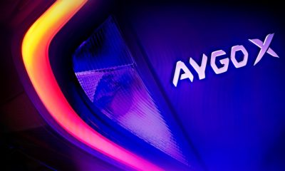 Next-gen Toyota Aygo X officially teased as brand's smallest crossover