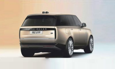 Next-generation Range Rover leaked ahead of official reveal