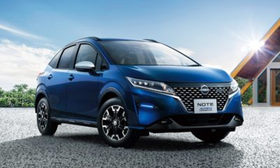 Nissan Note Autech Crossover unveiled as compact EV offering