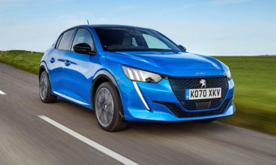 Peugeot says its EV owners are travelling further than petrol and diesel drivers