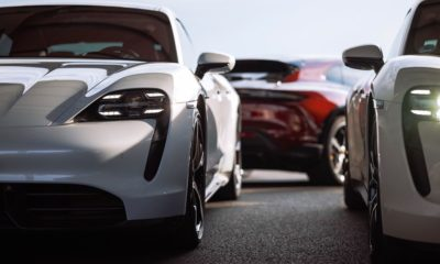 Porsche Taycan outsells 911, 718 and Panamera models for Q3 2021