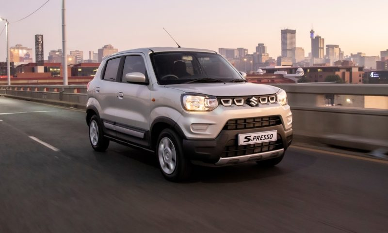Suzuki South Africa earns top 3 market position for September 2021