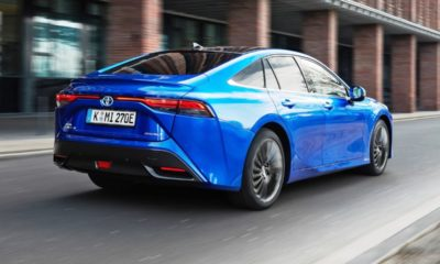 Toyota Chief Scientist says not everyone should drive a battery electric car