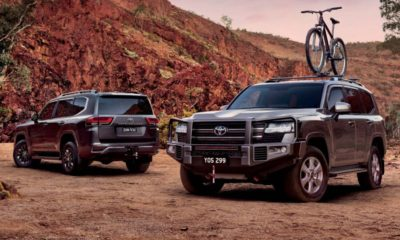 Toyota Land Cruiser 300 accessories revealed for avid off-road enthusiasts