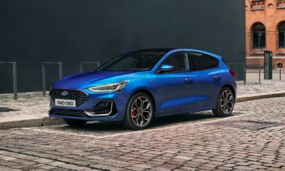 Updated Ford Focus revealed with expressive design and new tech