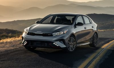 Updated Kia Cerato breaks cover with dynamic styling and modern tech (4)